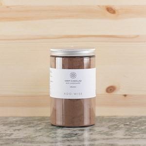 varm choklad honung